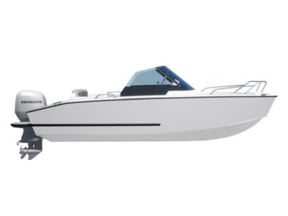 silver hawk båt