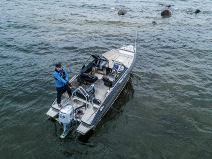 silver shark brx fiske