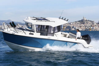 quicksilver-805-pilothouse
