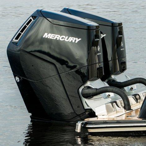 Mercury marine lanserar Verado 600hk 7,6 L V12