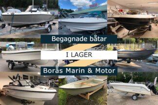 Begagnade båtar